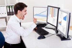 Starke Entwicklungen an den Börsen