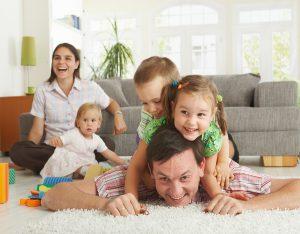 Wohnen mit Familie nahe am Arbeitsplatz?