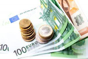 kredit ohne ksv auskunft - euro geldscheine
