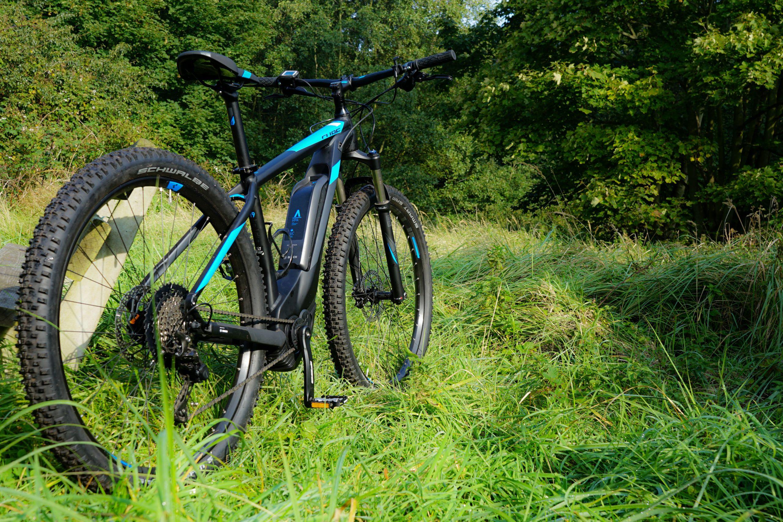 E Bikes in Österreich - Beliebt im Einsatz - auch als Mountainbikes für Touren! Bild via: @liek52 via Twenty20